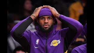 Lebron Will Ruin The Lakers Chances By Stat Chasing