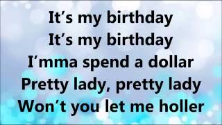 Video Will i am & Cody wise It's my brithday lyrics download MP3, 3GP, MP4, WEBM, AVI, FLV Oktober 2018