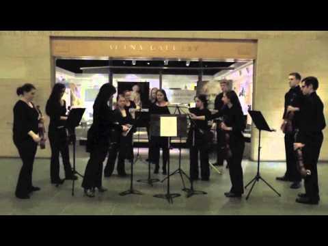 "Hartt Viola Ensemble John Cage 4'33"""
