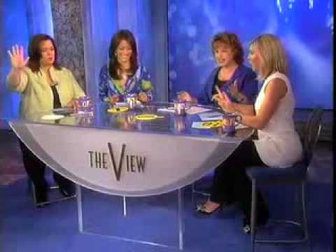 The View - George Bush dancing