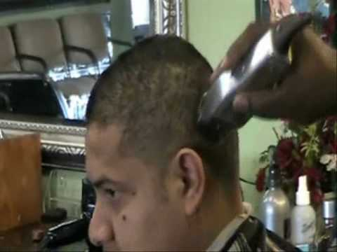 2 On Top And 1 On The Side Haircut Youtube