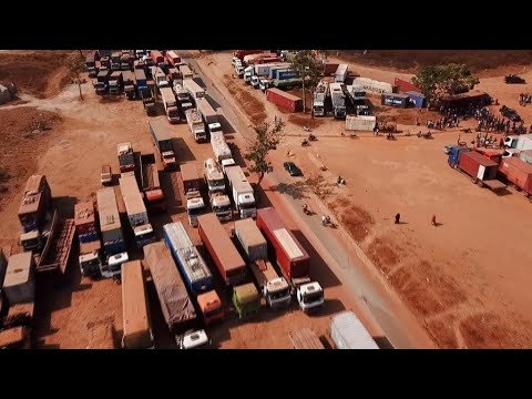 Eye on Africa | Vital Central African Republic supply route could reopen soon - Friday 12th February