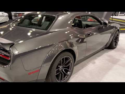 2019 Dodge Challenger Hellcat Redeye SRT. Is this a widebody?