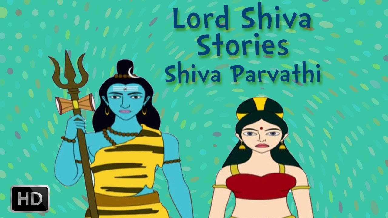 The Story Of Shiva Parvati And Lord Shiva And Parvati