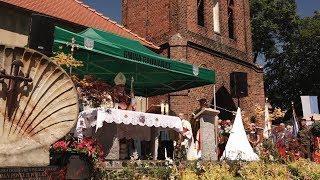 GMINA RADWANICE. 10 lecie sanktuarium w Jakubowie
