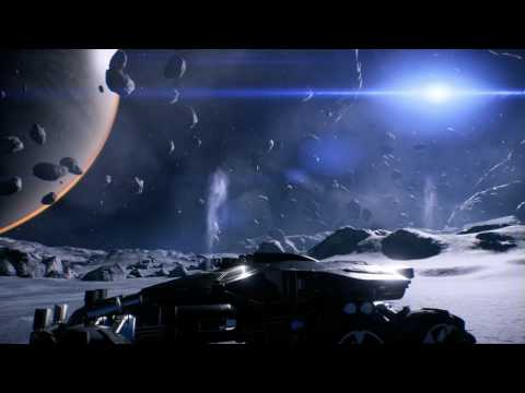 ASMR - Mass Effect: Andromeda - Nap Time on H-047c - Ambient Music