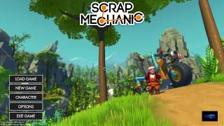 livesream Roblox och scrap mechanic