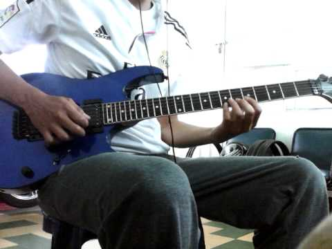Lp septet cumulus solo guitarra