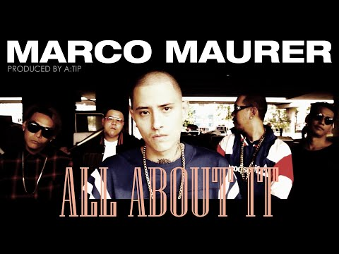 Marco Maurer - All About It