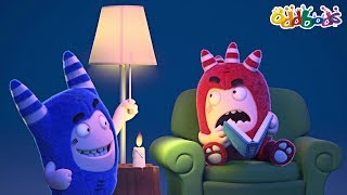 Oddbods | Earth Day | Funny Cartoons For Kids