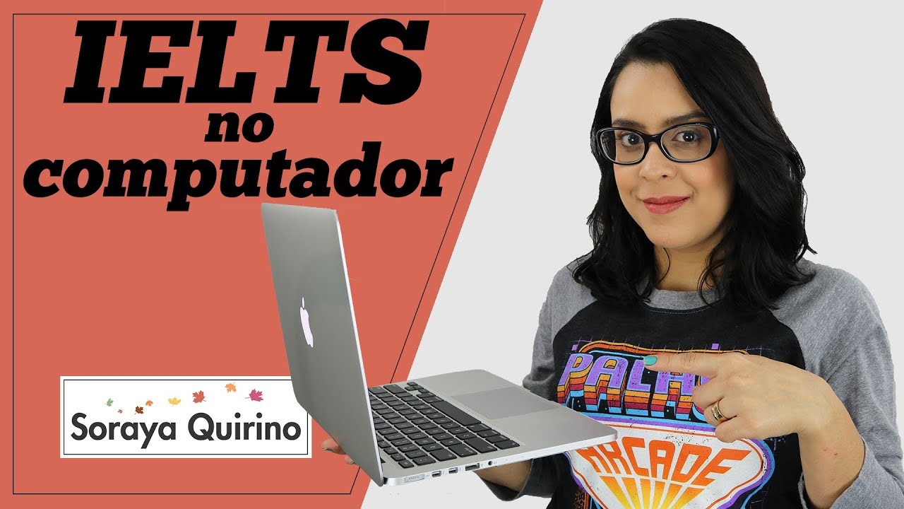 IELTS no computador (computer-delivered IELTS)