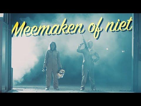 Yentl en de Boer - Meemaken of niet (officiële videoclip)