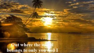 Meet Me Halfway by kenny loggins (with lyrics)
