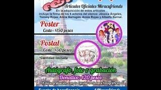Invitación Miracufest - Miracufriends - Radio DBZ Latino