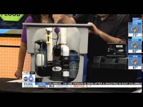 Prevent Flooded Basements With The Right Sump Pump   Basement Doctor On Good Day Columbu