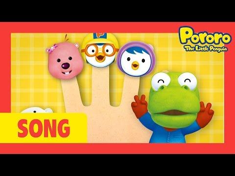 FInger Family   Pororo Nursery Rhymes   Kids Songs   Pororo the Little Penguin