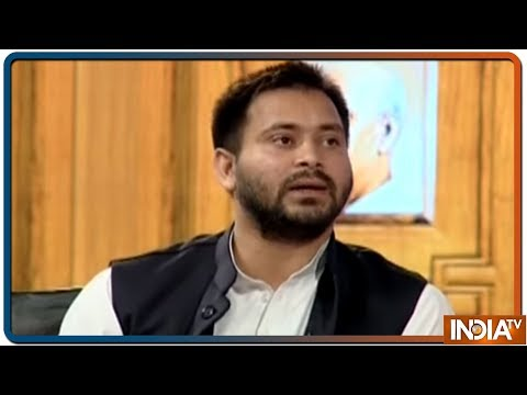 Nitish Kumar Was Made CM Because We Were Committed To Our Decision, Says Tejashwi Yadav