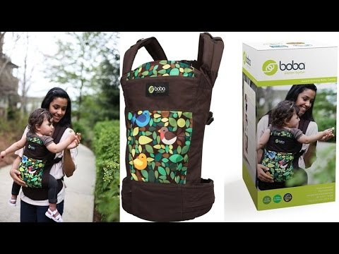 Boba 4g Beco Baby Carrier Tweet Design Ideal For Babies Ranging From