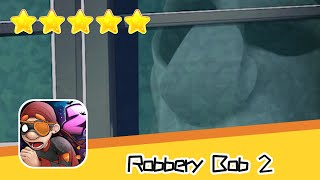 Robbery Bob 2 Hauntington 18 Walkthrough Jailbird Recommend index five stars