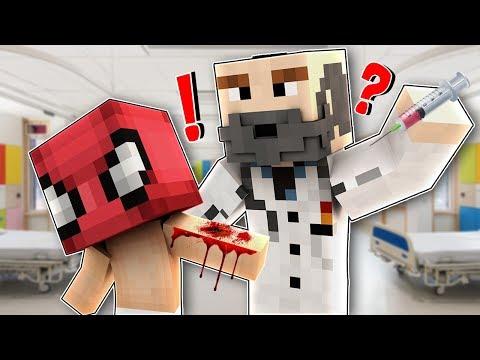 ÖRÜMCEK BEBEK AŞI OLDU! - Minecraft