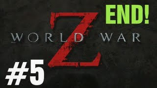World War Z Gameplay Walkthrough Part 5 ENDING (Story Mode) iOS Android Zombies Game iPhone