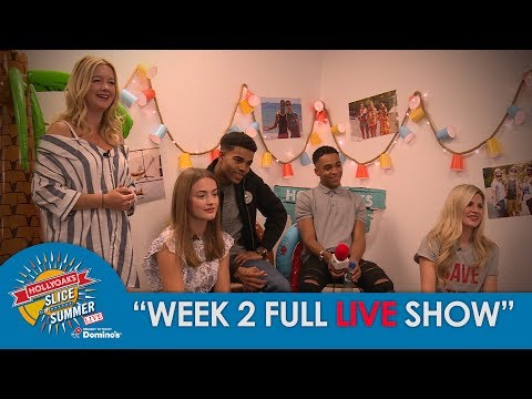 Slice of Summer LIVE  Week 2 Full