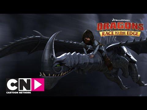 Стс мультфильм про драконов