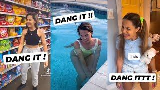 """DANG IT !!"" AmyyWoahh TikTok Compilation June 2021"