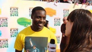 Dayo Okeniyi on Shooting The Hunger Games
