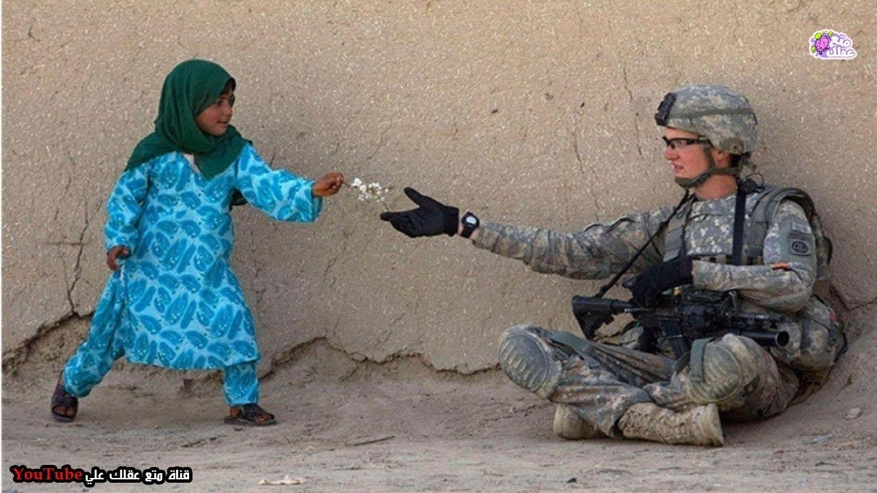 10 صور مؤثرة سوف تعيد إيمانكم بالأنسانية !