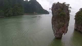 Phang Nga & James Bond Island - Phantom 2 Vision Plus (Thailand)
