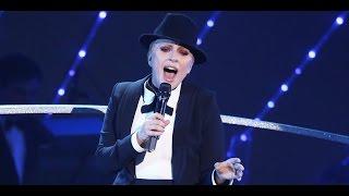 Lady Gaga - New York New York (Sinatra 100 Grammy Concert) HD