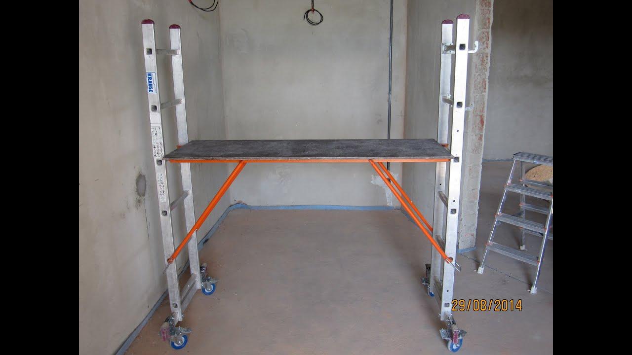 Трехсекционная лестница обладает фазами односекционной, двухсекционной лестниц и стремянки. Ее функции зависят от того, в какую фазу был установлен каркас. С помощью верхней дополнительной лестницы стремянка может становиться намного выше, чем это возможно для двухсекционной.