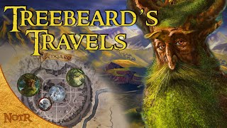 The Complete Travels of Treebeard | Tolkien Explained
