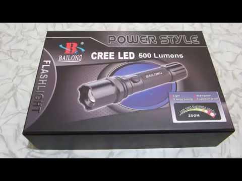 Яркий светодиод для фонариков CREE XM-L2 U3 (XML2 U3) 10W 3A .