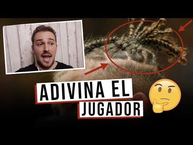 ADIVINA el JUGADOR por PARTES del CUERPO | Nivel difícil