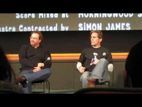 Steven Root and Gary Cole take questions at the AFI