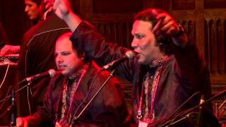 #ZEEJLF 2015: Evening Music Program, Rizwan Muazzam Qawals & Midival Punditz fusion