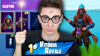 I BOUGHT HARRY POTTER'S SKIN! NEW BEST SKIN OF FORTNITE!
