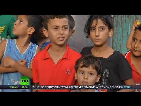 NewsTeam: Realities of life for Gaza children & Ukraine refugees (E29)