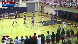 Download Video Alonzo Gaffney dunks and protects the rim against Lee Academy - 2018/11/11 Brewster Prep MP3 3GP MP4