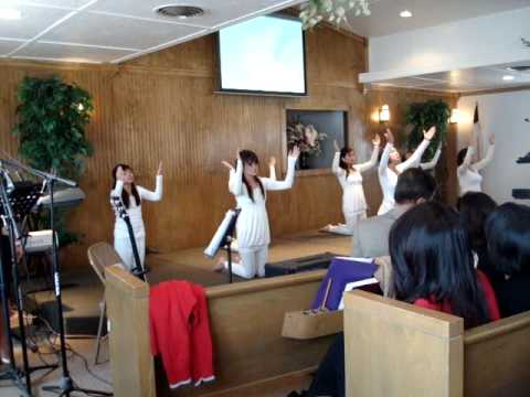 Above all( WORSHIP DANCE)