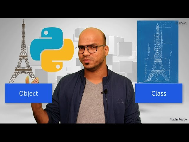 #49 Python Tutorial for Beginners   Class and Object