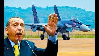 Почему Турция не купит у России Су-35 вместо F-35...