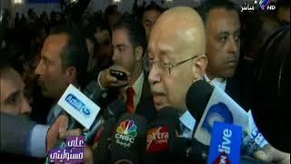 رئيس الوزراء : جميع المؤسسات الدولية تشير الي تحسن الاقتصاد المصري ولا نخشي الدين العام