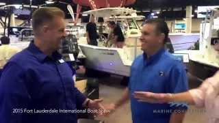 Marine Connection at Fort Lauderdale International Boat Show 2015