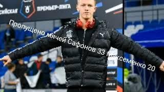 Кто должен быть в Сборной России Сафонов против Максеменко