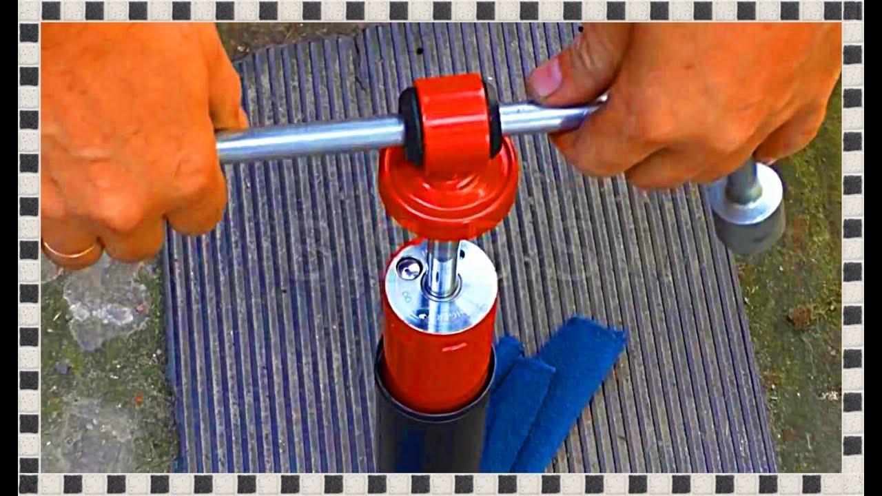 █ Настройка и замена задних амортизаторов KONI shock absorbers