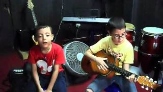 Niños music corner - como decirte