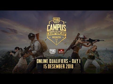 PUBG Mobile Campus Championship - Online Qualifier 1 - Day 1
